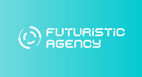 demo-Futuristic Agency logo